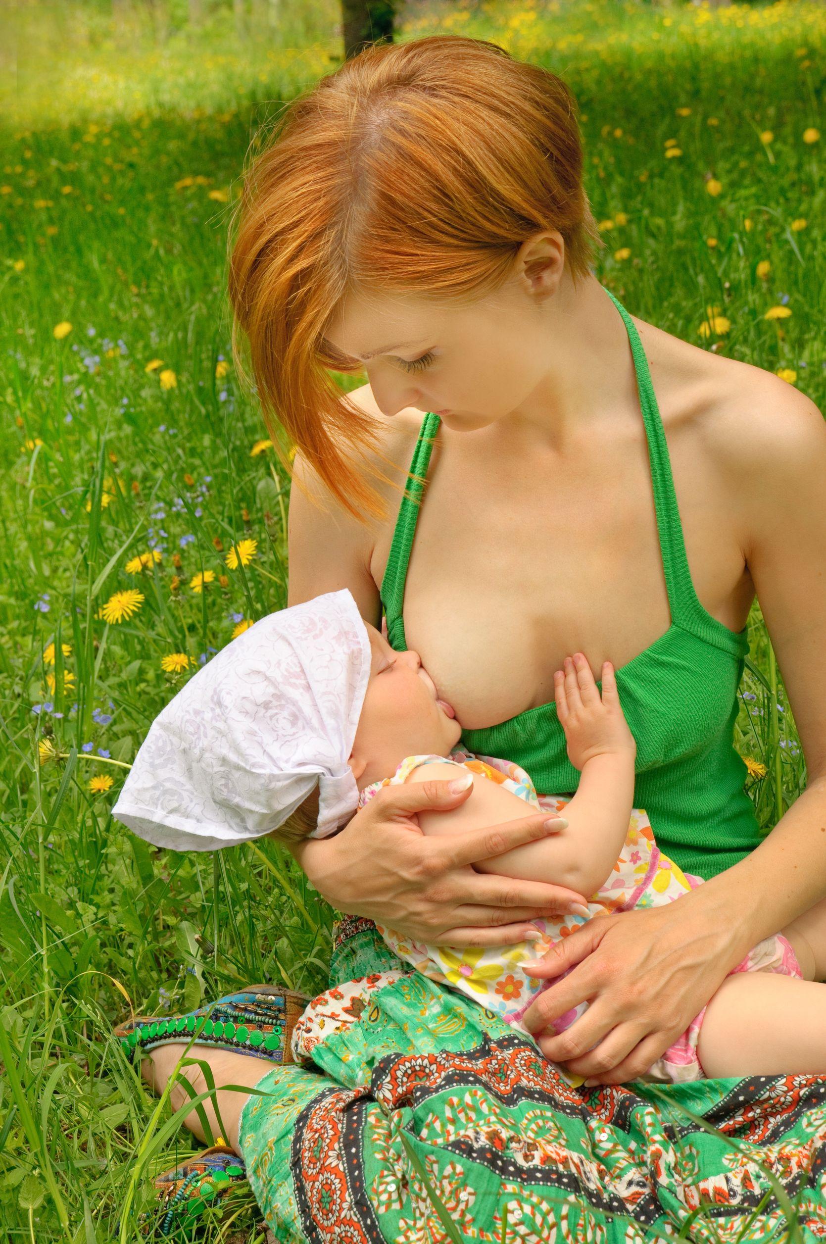 Взрослые мамки и дети фото